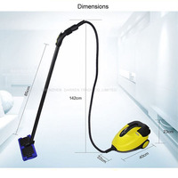High Temperature Steam Mopping Machine Household Appliance High Pressure Steam Cleaner for Car, Home