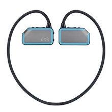 Original onn x3 8 gb wireless bluetooth deporte auricular mp3 reproductor de música de alta fidelidad auriculares soporte manos libres y tf tarjeta de expansión