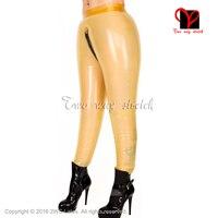 Сексуальная надувные латекс брюки резиновые Брюки Большие размеры XXXL KZ 145
