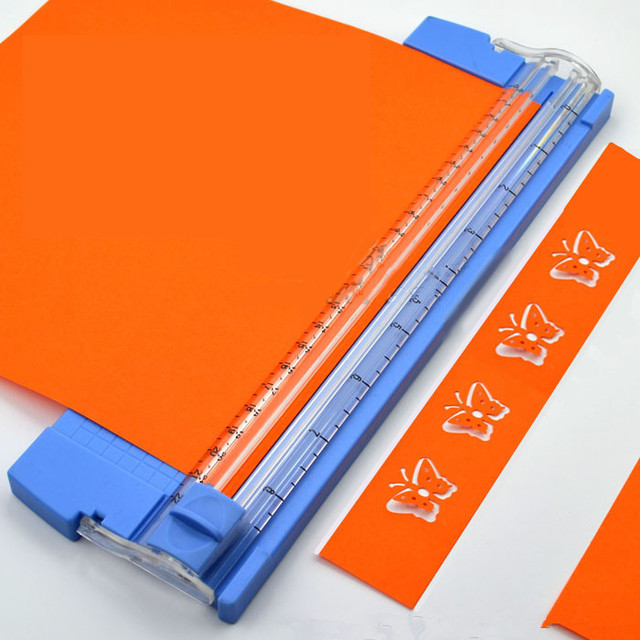 A3 Precision Guillotine Paper Photo Card  Rotary Trimmer Cutting Machine
