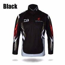 Новинка Daiwa рыболовные жилеты одежда для рыбалки быстросохнущая рыболовная рубашка Солнцезащитная куртка Daiwa спортивная одежда для рыбалки