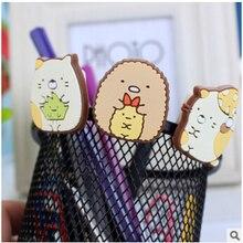 Cute Sumikko Gurashi PVC Food Sealing Clip Memo Clip Paper Clip Desktop Decorative Crafts School Office Supply