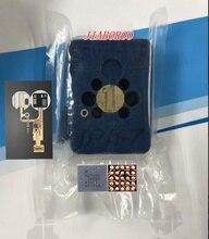 Kit de herramientas de reparación ic con huella dactilar, plataforma para iPhone 7, 7P, botón de inicio/ID táctil u10, con 10 Uds. AD7149