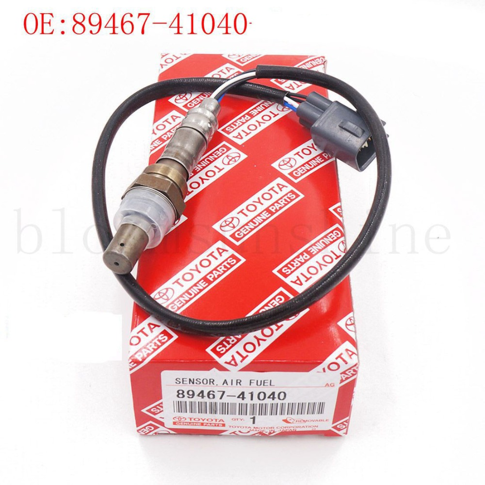 OEM Air Fuel Ratio Oxygen Sensor for Toyota Avalon Sienna Lexus DENSO 234-9021 genuine oem fuel injector pressure sensor denso 6270 499000 6270