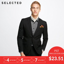 hot deal buy selected men's slim fit business suits blazers t|41815x501