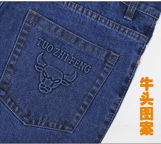 Мужские весенние, большие размеры, однотонные, прямые, длинные джинсы с карманами, мужские, зимние, большие размеры, повседневные хлопковые джинсы на молнии