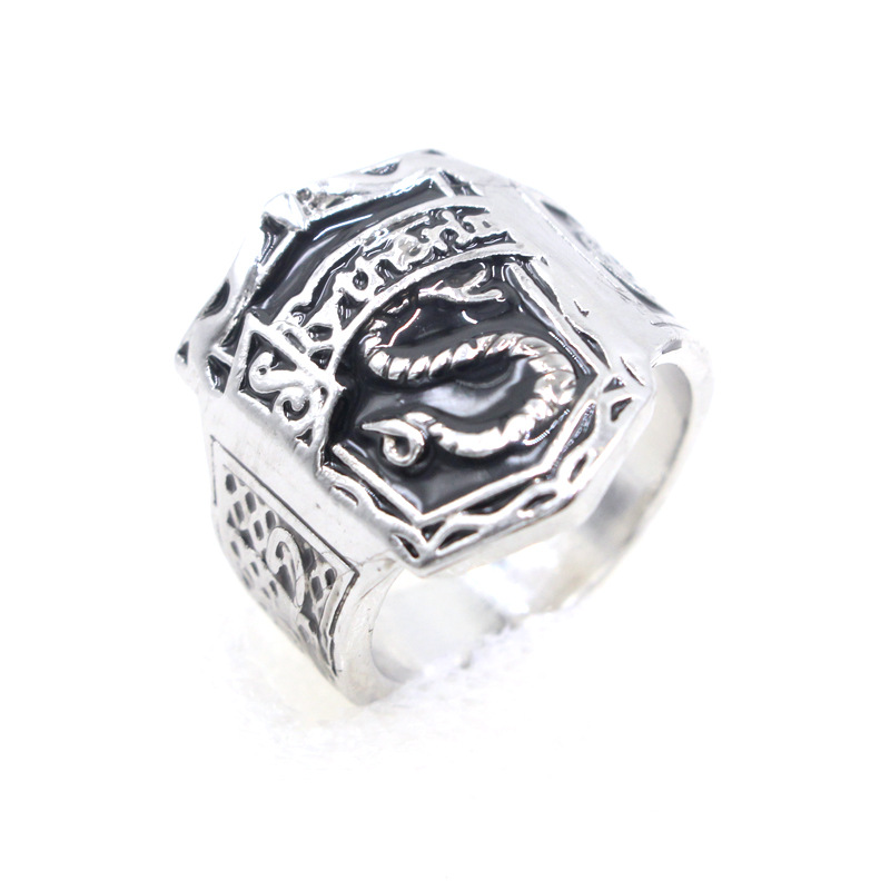 HP Snake Horcrux Ring Lord Voldemort Action Figure Cosplay Toys