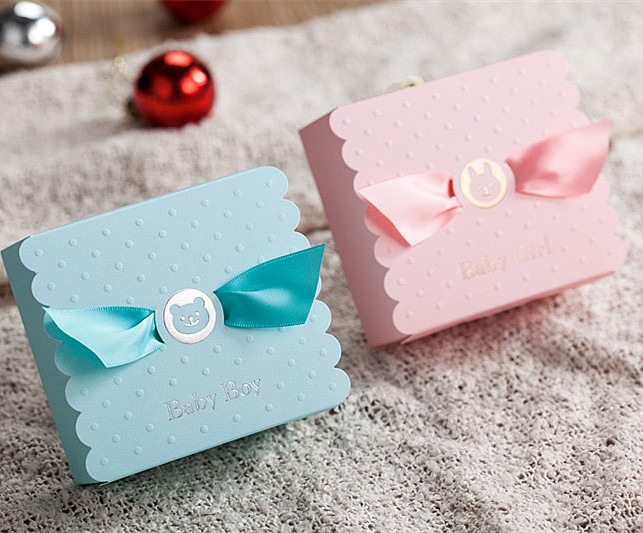 candy box Picture More Detailed Picture about 20 Pcs New – Baby Announcement Favors