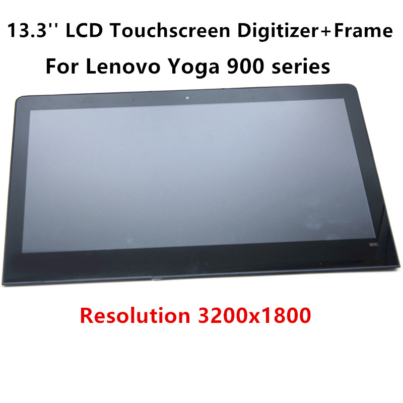 Ftdlcd 11.6 Lcd Touch Screen Digitizer Display Assembly With Bezel Repair Laptop For Lenovo Ideapad Yoga 2 11 1366x768 Less Expensive Laptop Accessories