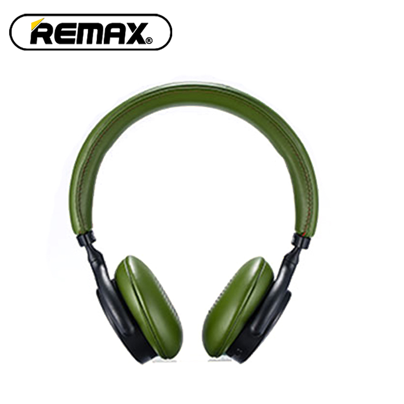 New Remax wireless Touch Control fone de ouvido RB-300HB bluetooth With Microphone HiFi HD Sound Dynamic Headband Headphone bluetooth earphone wireless music headphone car kit handsfree headset phone earbud fone de ouvido with mic remax rb t9