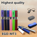 MT3 eGo Starter Kits Single Kits ego-t Battery 650/900/1100mah for Electronic Cigarette E Cigarette Kit Various Colors Instock