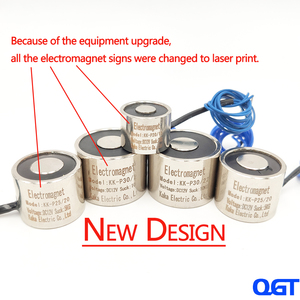 KK-70/10 DC электро Магнит Электромагнит цилиндр магниты на заказ Электрический магнит присоска 20 кг магнит сильный электромагнитный