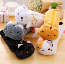 Super Popular 6Colors - 22CM Approx. Kawaii CATS Plush Stuffed Toy , Plush Toy for Toys , CAT Plush Toy Doll(China)