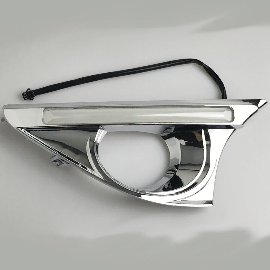 нове світлодіодне світло DRL для Toyota - Автомобільні фари - фото 3