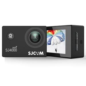 Image 4 - SJCAM SJ4000 Wifi Camera Hành Động Tập Thể Thao 2.0 Inch DV Màn Hình LCD Màn Hình 1080P HD Lặn 30M Chống Nước Mini xe Đăng Ký Đầu Ghi Hình