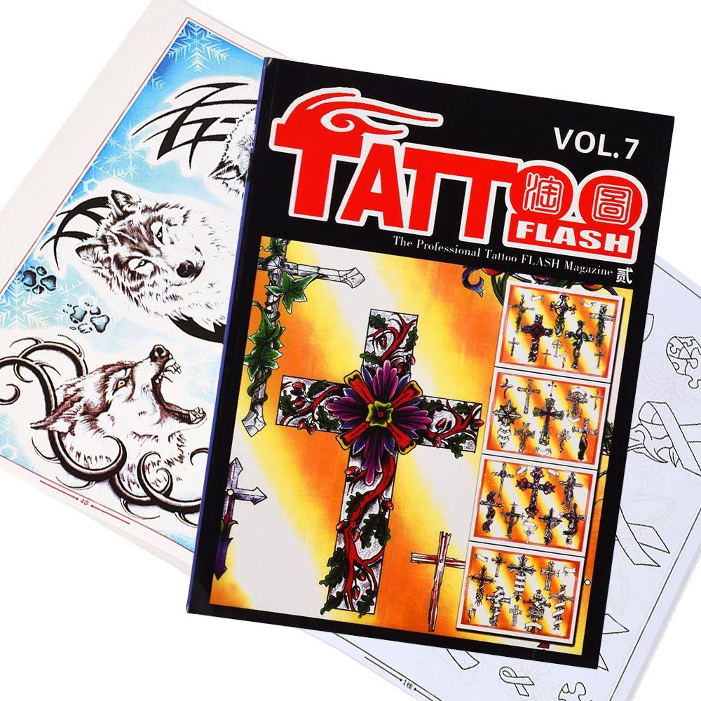 Tattoo book Small Pattern Professional tattoo flash Magazine Tattoo Manuscript Sketch body Tattoos Books Flash A4 size Tattoo book Small Pattern Professional tattoo flash Magazine Tattoo Manuscript Sketch body Tattoos Books Flash A4 size