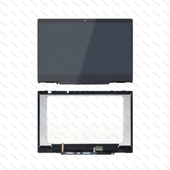 LCD Display Touch Screen Assembly With Frame For HP Pavilion x360 14-cd0000 14-cd0011nr 14-cd0015tx 14-cd0018TU 14-cd0019T