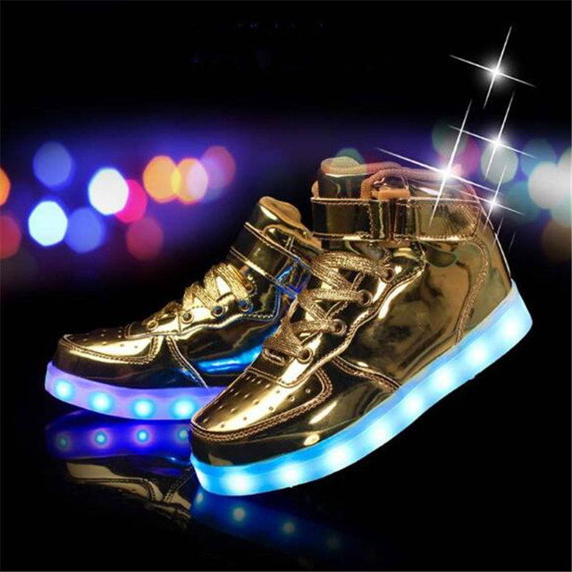 Children Casual Glowing  Shoes   1