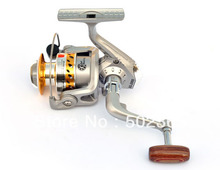 carretilha  garcia carretilha pesca sale spinning sea fishing reel lure sg2000a round pole fish metal (fr005)