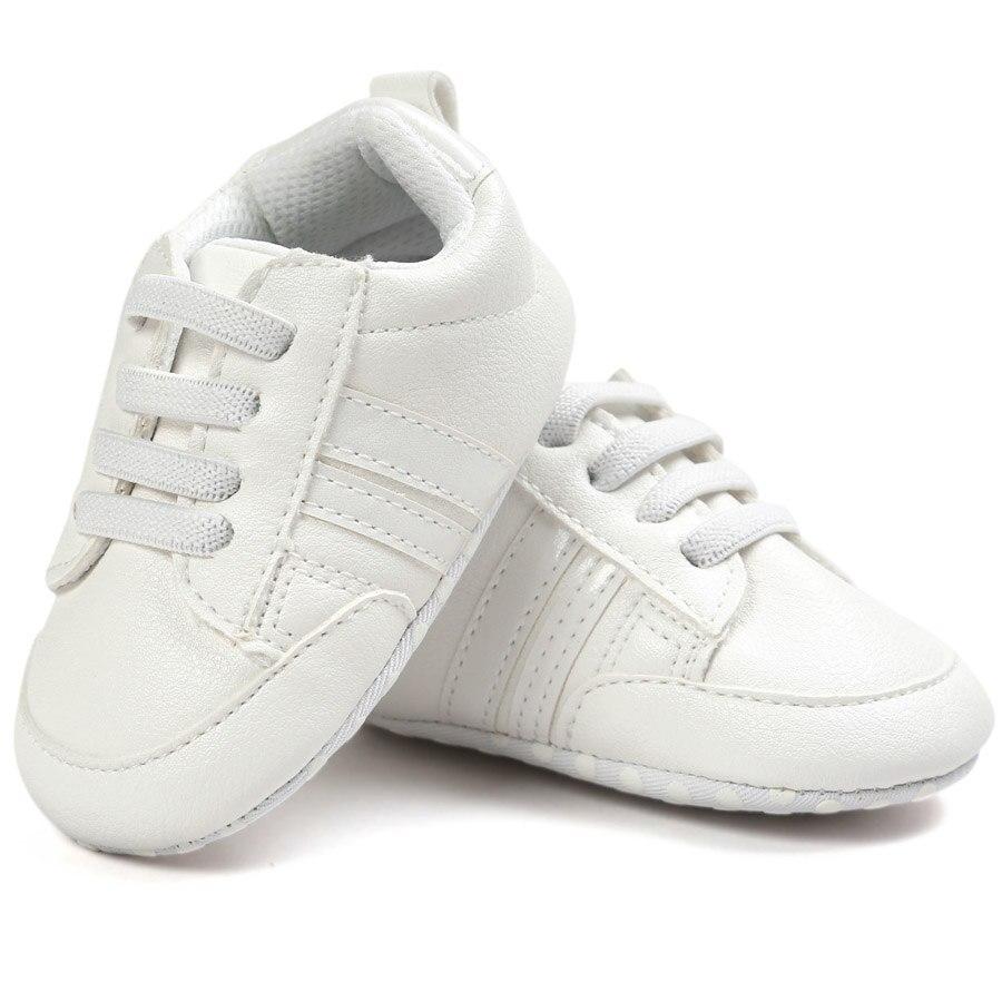 ROMIRUS Baby Boys Sneakers indoor Maluch Buty Pierwsze spacery - Buty dziecięce - Zdjęcie 4