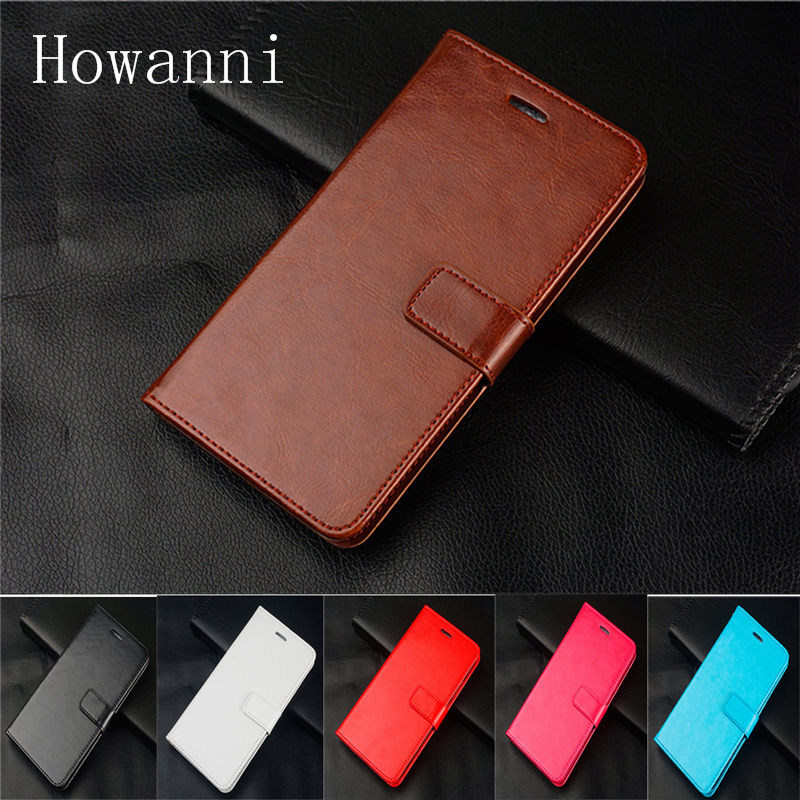 Howanni Leather Case For LG V10 Case Flip 5.7 Luxury Wallet Stand Cover For LG V10 Cover Phone Bag Capa