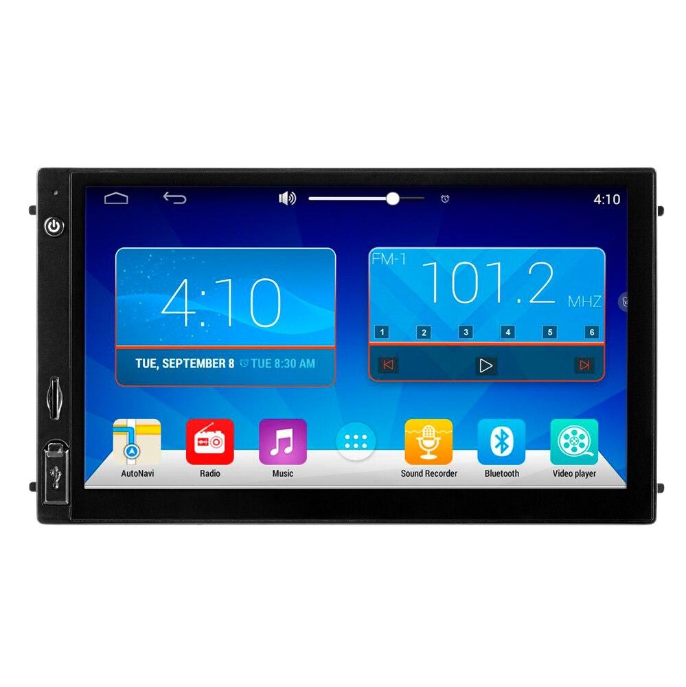 FREE Shipping EZONETRONICS font b Android b font 4 4 Quad Core Universal 2DIN Car Stereo