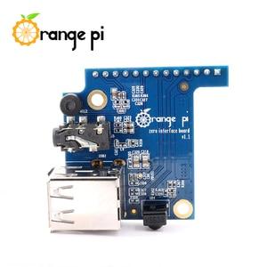 Image 4 - כתום Pi אפס סט 2: כתום Pi אפס 512MB + לוח התרחבות מעבר פטל Pi