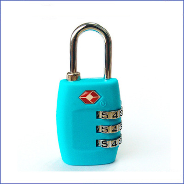 Lock Lock Usa 1x tsa 335 lock travel sentry security luggage padlock 3 code