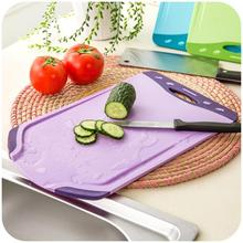 Vanzlife Home Simple Sink Cutting Board Kitchen Chopping Block Lek  Antibacterial Plastic Anti Slip Cutting Boards
