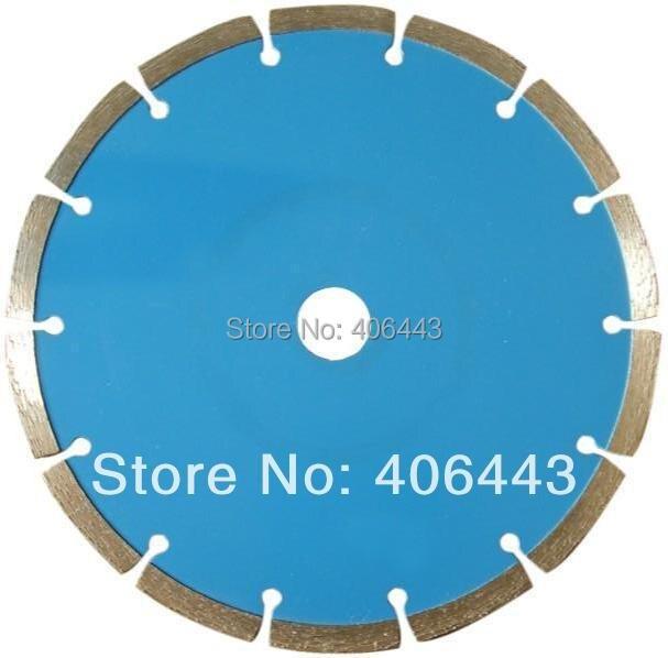 """10 """"diamantové segmentové kotoučové pilové kotouče pro řezání tvrdých kamenů a cementového betonu 250 * 10 * 25,4 mm"""