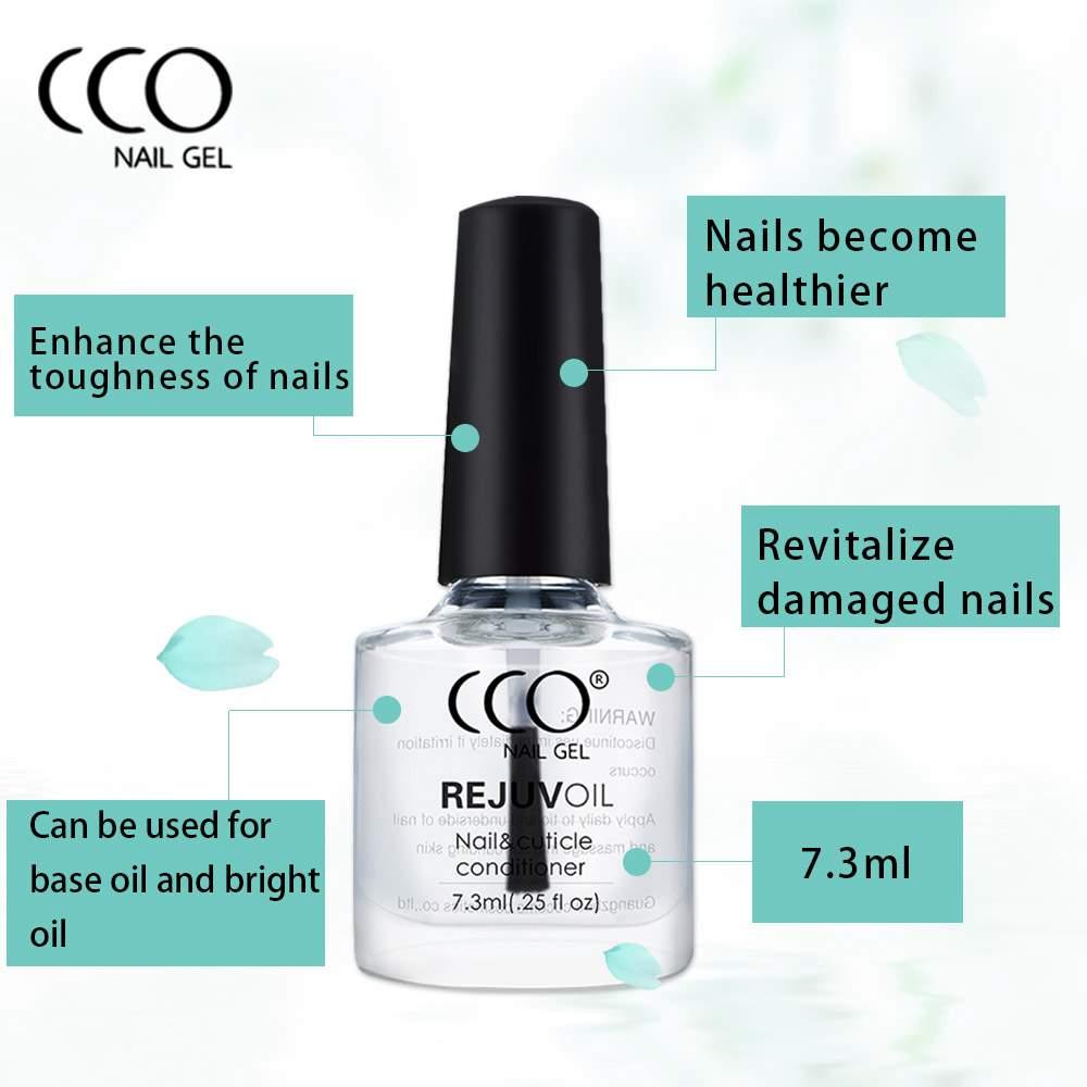 CCO Cuticle Oil Nourishment Oil Professional Nail Treatment ...