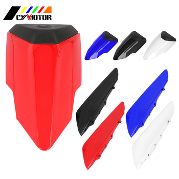 Motorcycle ABS Plastic Rear Seat Protective Cover Cap Side Parts For Ducati 1299 Panigale 2015 2016 2017 2018 15 16 17 18