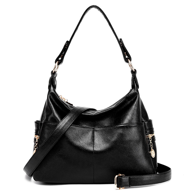 Fashion Lady Style Women's Handbags Totes Bag Genuine Leather Casual Crossbody F