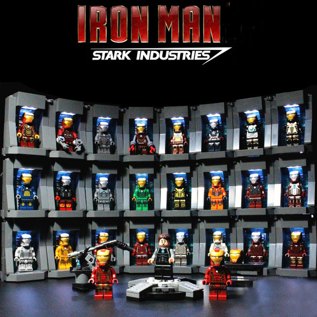 2019 New Marvel Avengers Infinity War Tony Stark Iron Man