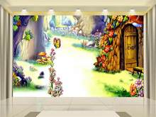 Alice in Wonderland Wall Mural Promotion Shop for Promotional Alice