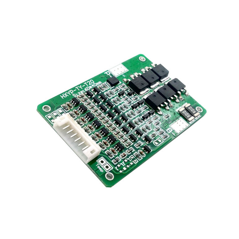 3S 4s 5s 6S BMS lifepo4 18650 Li-ion lithium battery protection board 3.7v 3.2v