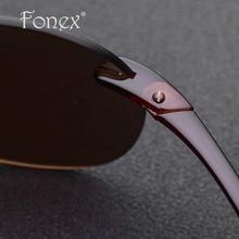 Ultem TR90 Rimless Sunglasses Men Ultralight 2018 Male High Quality Aviador Mirrored Aviation Sun Glasses for Women Nylon Lens