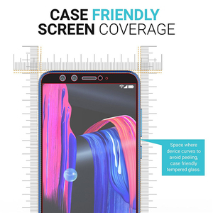 Image 3 - Honor 9 lite protective glass for honor 9 lite 9lite film tempered glass screen protector on honor 9lite 9 light safety glass
