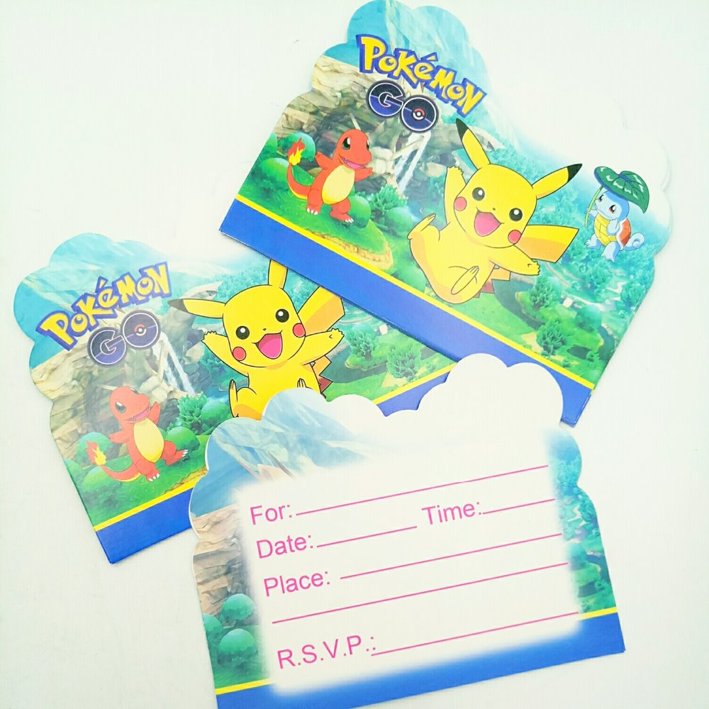 Popular Birthday Pikachu CardBuy Cheap Birthday Pikachu Card lots – Birthday Pikachu Card