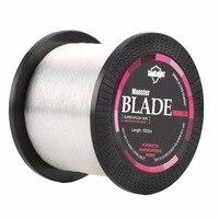 Best BLADE 1000M Nylon Fishing Line Monofilament Japan Material Super Fish Line Mono Nylon Line 2