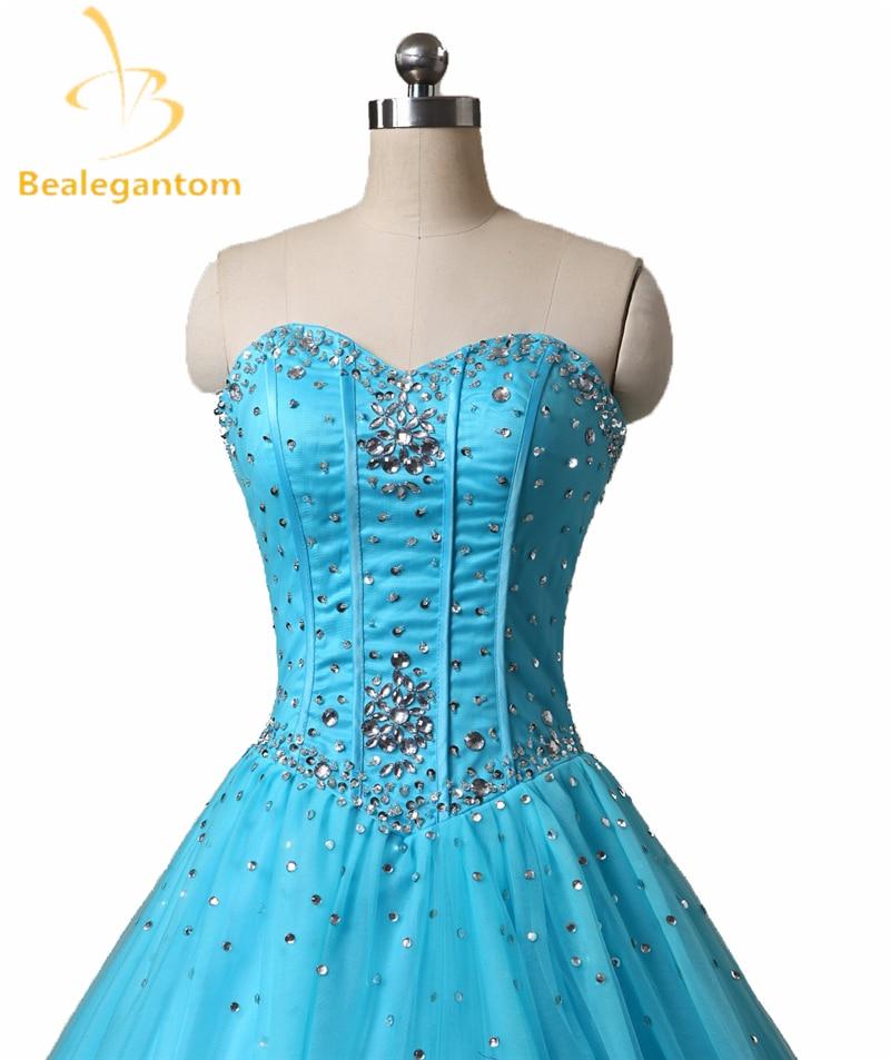 Bealegantom À La Mode Pas Cher Robes Quinceanera Robes 2018 Robe De - Habillez-vous pour des occasions spéciales - Photo 2