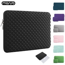 MOSISO Laptop Sleeve Bag 11 12 13.3 14 15 15.6 inch Case for Macbook Air 13 New Pro Touch Bar Notebook