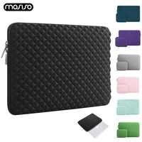 MOSISO sac pour ordinateur portable 11 12 13.3 14 15 15.6 pouces pochette d'ordinateur étui pour macbook Air 13 Nouveau Pro 13 15 Barre Tactile Sacoche pour Ordinateur Portable Sac