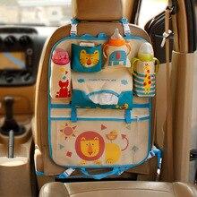 Car Seat Back Hanging Storage Organizer