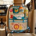 Pendurar Saco De Armazenamento dos desenhos animados Assento de Carro de Volta Organizador Estiva Tidying Carro-styling Bebê Produto Varia de Acessórios De Automóveis Interior