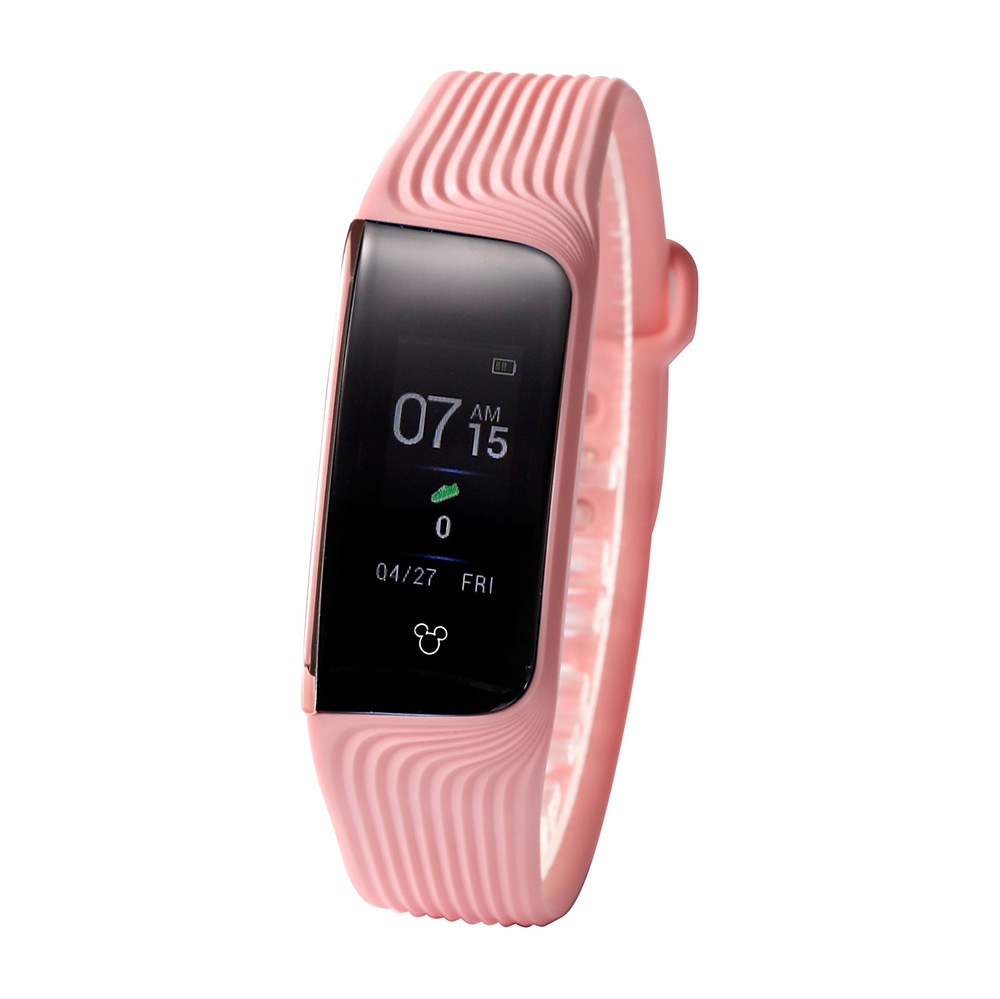 Disney marque femmes montres intelligentes Multifonction Smart bracelet Bluetooth Android IOS De Charge Coeur taux Sommeil Tracker