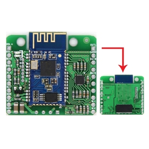 Image 5 - CSR8645 APT X HIFI Bluetooth 4.0 12V Receiver  Board for Car Amplifier Speaker