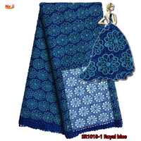 Mr Z New Arrival African Lace Fabrics High Quality Cord Guipure Lace Fabric Women Nigerian Water