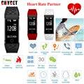 Chycet Moda S2 Bluetooth Banda Inteligente Pulseira Monitor De Freqüência Cardíaca Pulseira Smartband Para Android IOS Telefone IP67 À Prova D' Água