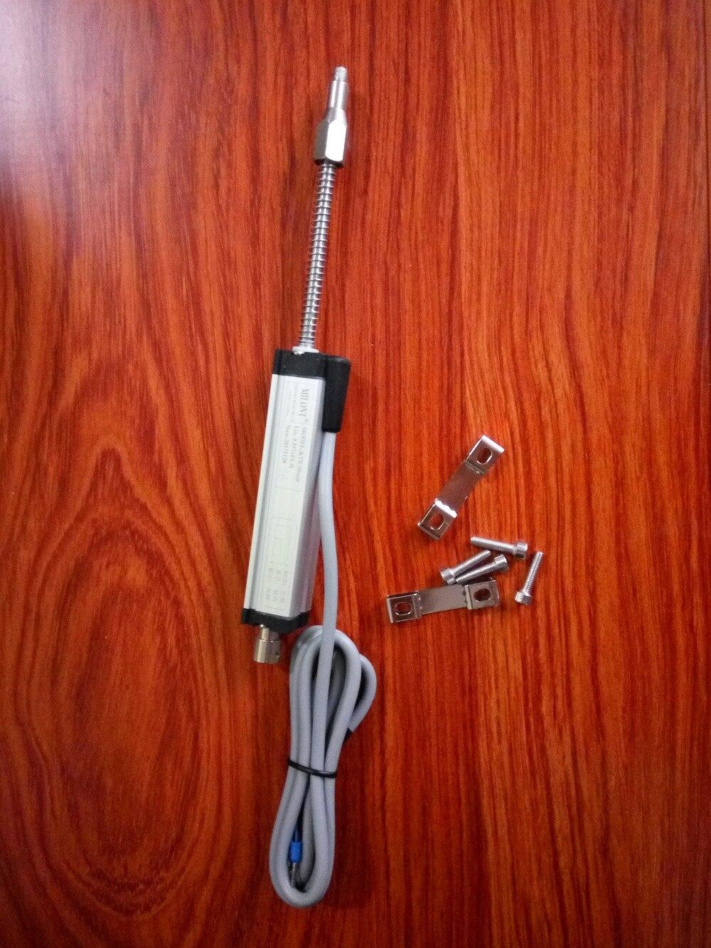KTR-150 ktr150 KTR-150mm sensor de deslocamento em miniatura do sensor de posição do auto-reset do transdutor do deslocamento linear
